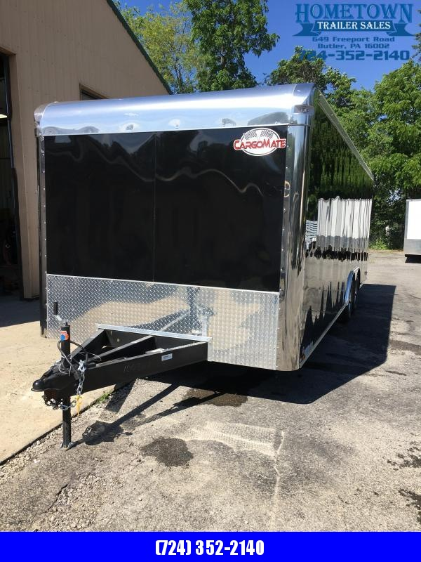 2020 Cargo Mate 8.5x24 Car / Racing Trailer