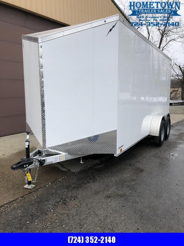 2020 Lightning Trailers LTF716TA2 Enclosed Cargo Trailer