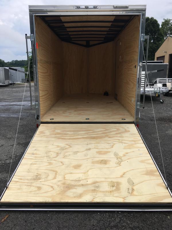2019 Cargo Mate 7x14 Enclosed Cargo Trailer