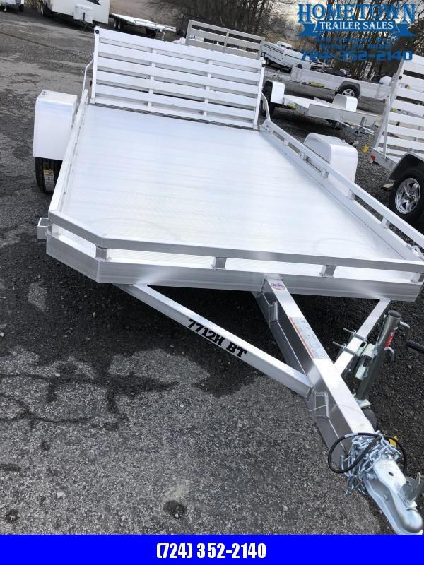 2020 Aluma 7712H Utility Trailer