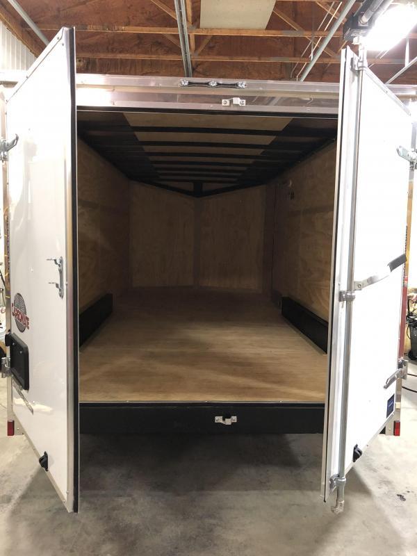 2020 Cargo Mate EHW716TA2 Enclosed Cargo Trailer
