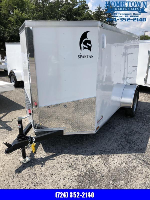 2020 Spartan 5x10 Enclosed Cargo Trailer