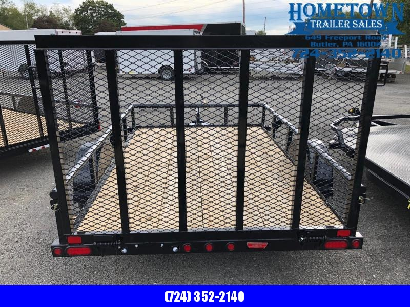 "2019 Big Tex (6'4"" x 10') Single Axle Utility Trailer"