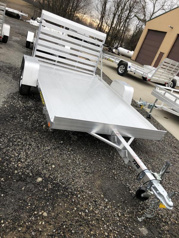 2020 Aluma 7210 Utility Trailer