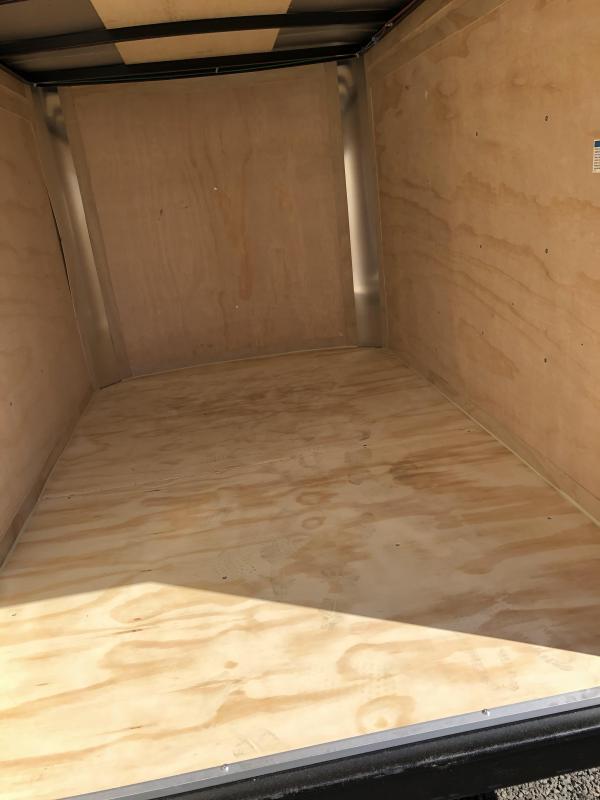 2020 Cargo Mate SS58SA Enclosed Cargo Trailer