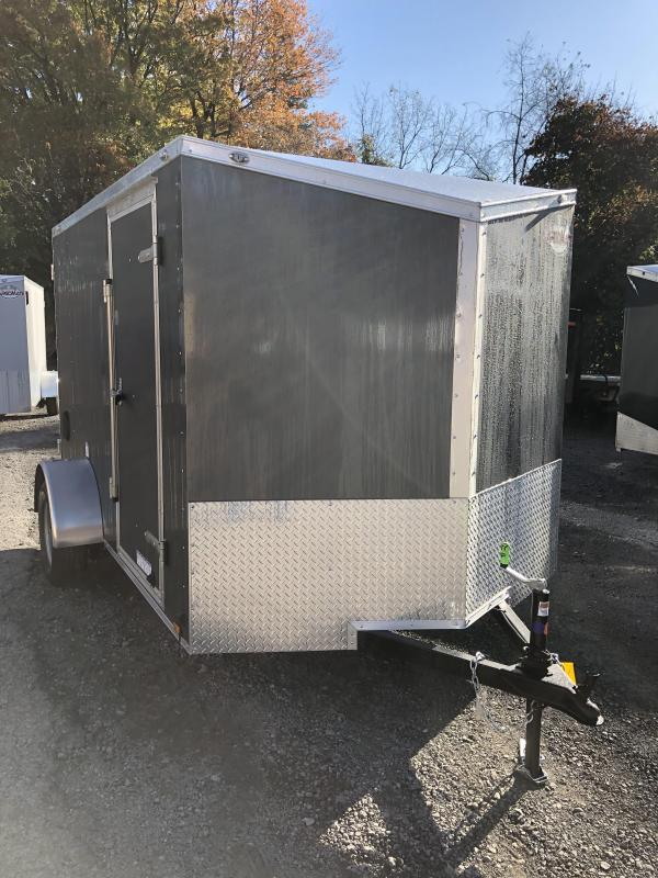 2020 Cargo Mate 6x10 Enclosed Cargo Trailer