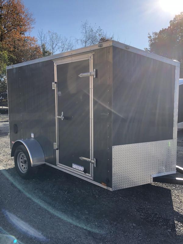 2020 Cargo Mate 6x10 Enclosed Cargo Trailer