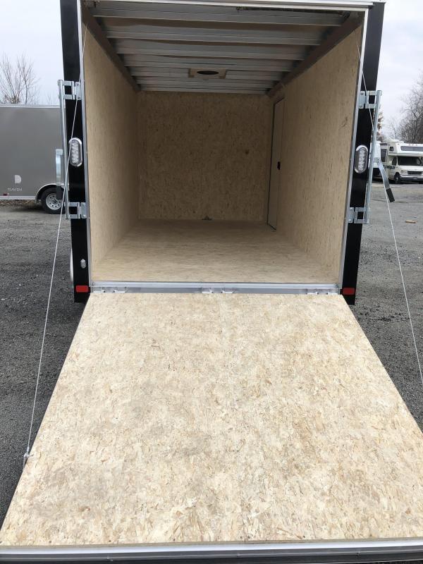2020 ATC 7X14 Enclosed Cargo Trailer