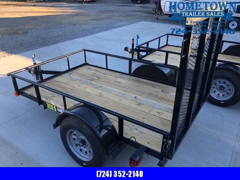 2019 Big Tex 30ES-8 (5' x 8') Economy Single Axle Utility Trailer