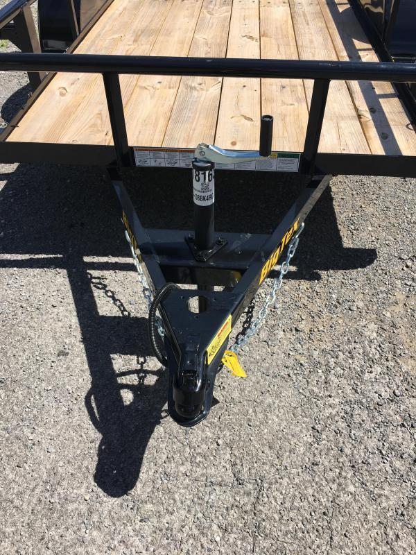 2020 Big Tex Trailers 30SA-08 Utility Trailer