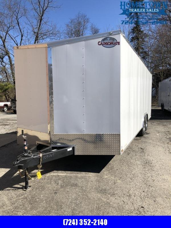 2020 Cargo Mate EHW8524TA3 Car / Racing Trailer