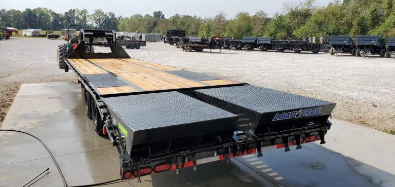 "2020 Load Trail 102X32(27+5) TANDEM LO-PRO GOOSENECK W/10K AXLES(48"" HDSS) & MAX RAMPS"