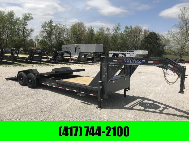 2019 Load Trail 83x24(16+8) TANDEM TILT-N-GO GOOSENECK CAR HAULER W/7K AXLES