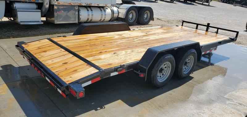2020 Load Trail 83X20(18+2) TANDEM 10K CAR HAULER W/SLIDE OUT RAMPS