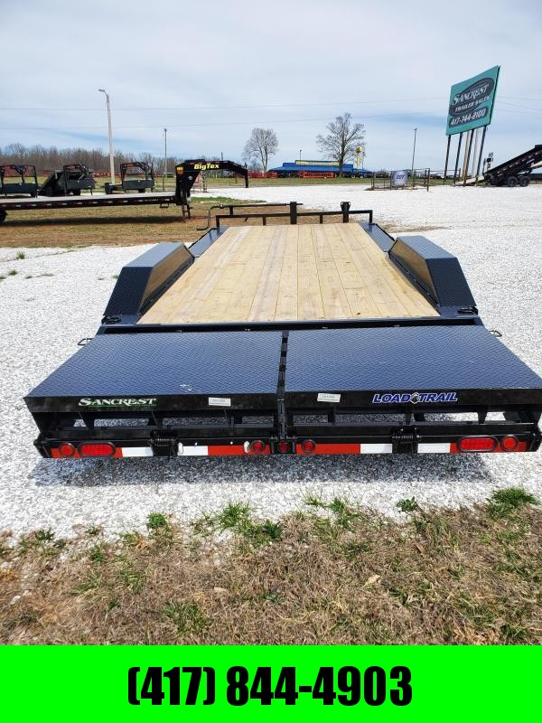 "2020 Load Trail 102"" x 22' Tandem Axle Carhauler W/ 7Ks"