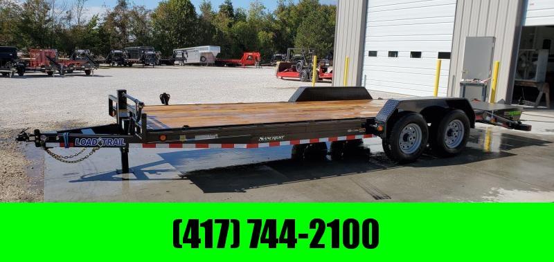 2020 Load Trail 83X22(19+3) TANDEM 14K CAR/EQUIPMENT HAULER W/ MAX RAMPS
