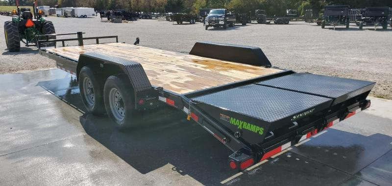 2020 Load Trail 83X22 (19+3) TANDEM 14K CAR/EQUIPMENT HAULER W/ MAX RAMPS