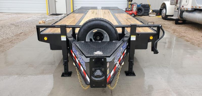 """2020 Load Trail 102X25 TANDEM LO-PRO PINTLE W/ 12K AXLES 14PLY TIRES 2 EXTRA 48"""" TOOLBOXES"""