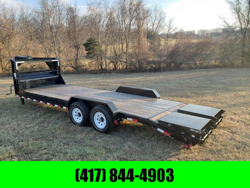 2019 PJ GOOSENECK EQUIPMENT TRAILER 83 X 24
