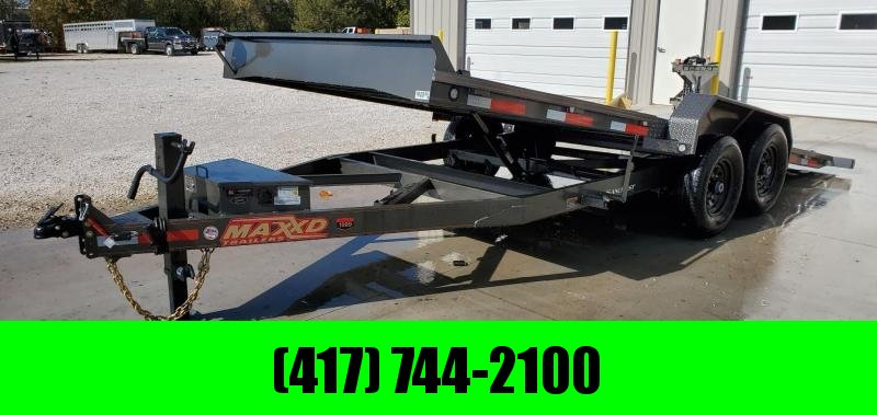 2020 MAXXD 83X20 TANDEM 14K T6X CAR/EQUIPMENT POWER TILT TRAILER