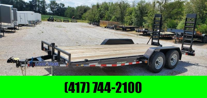 2019 Load Trail 83X18(16+2) TANDEM 10K CAR/EQUPMENT HAULER W/STAND UP RAMPS