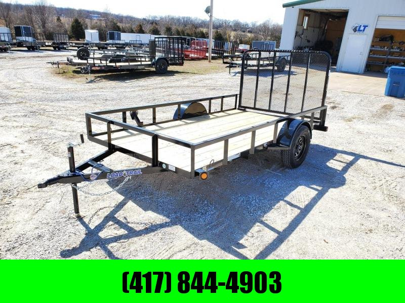 "2020 Load Trail 77"" x 12' Single Axle (2"" x 3"" Angle Frame)"