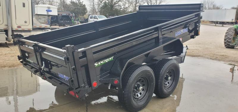 """2020 Load Trail 72X12 TANDEM 10K DUMP W/18"""" SIDES & 10 PLY TIRES"""