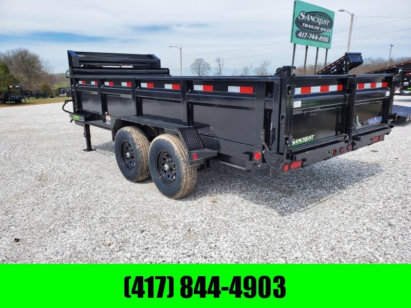 "2020 Load Trail 83"" x 16' Tandem Axle Gooseneck Dump"