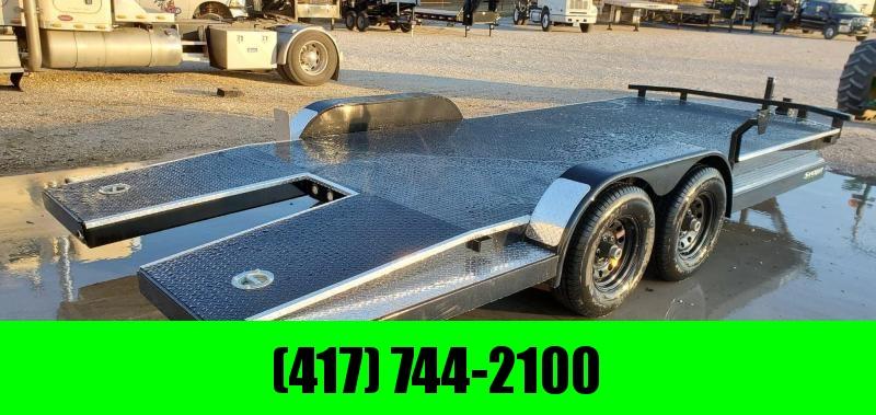 2020 MAXXD 83X20 TANDEM 10K N5X CAR HAULER W/SPLIT TAIL