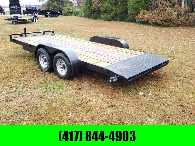 2017 Load N Go 83 X18 CAR HAULER W/ 7ks