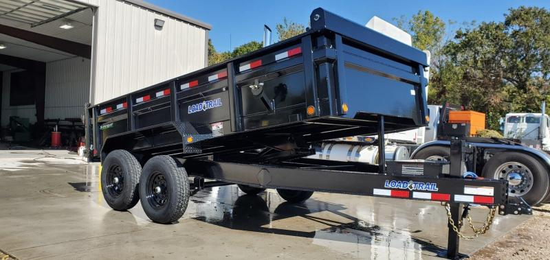 2020 Load Trail 83X14 TANDEM 14K DUMP TRAILER