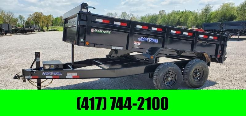 """2020 Load Trail 83X14 TANDEM 14K DUMP W/24"""" SIDES"""