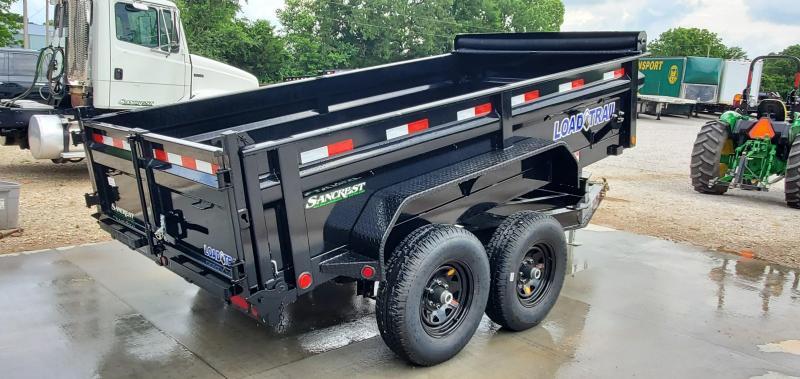 2019 Load Trail 72X12 TANDEM DUMP W/ 5200 AXLES