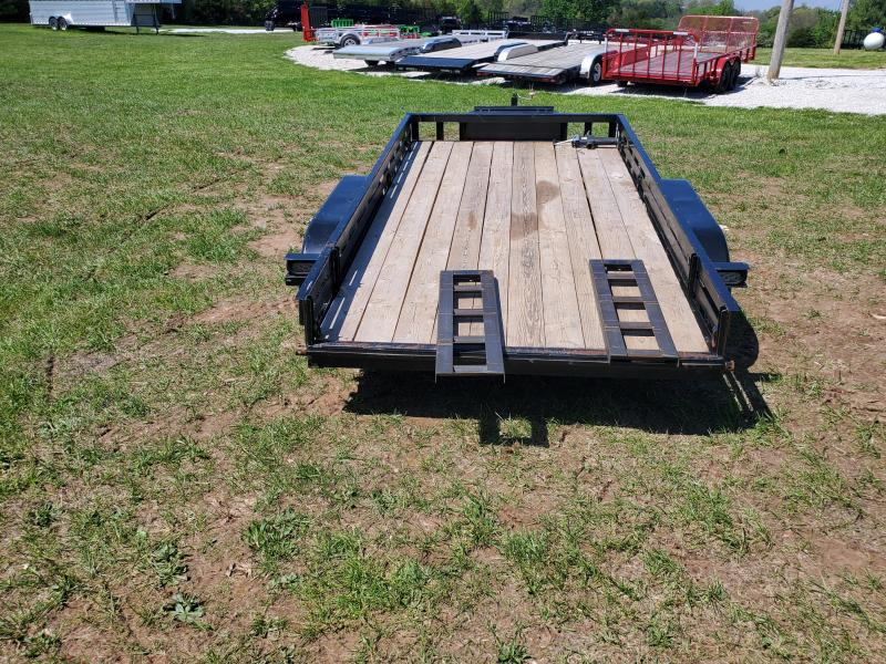 2019 LOAD N GO 77 X 14 TANDEM AXLES W/ RAMPS