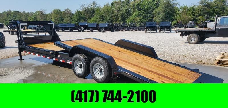 2020 Load Trail 83X26(16+10) TANDEM 14K GOOSENECK  GRAVITY TILT-N-GO EQUIPMENT/CAR HAULER