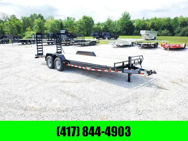 "2020 Load Trail 83"" x 22' Tandem Axle Carhauler W/ 7KS"