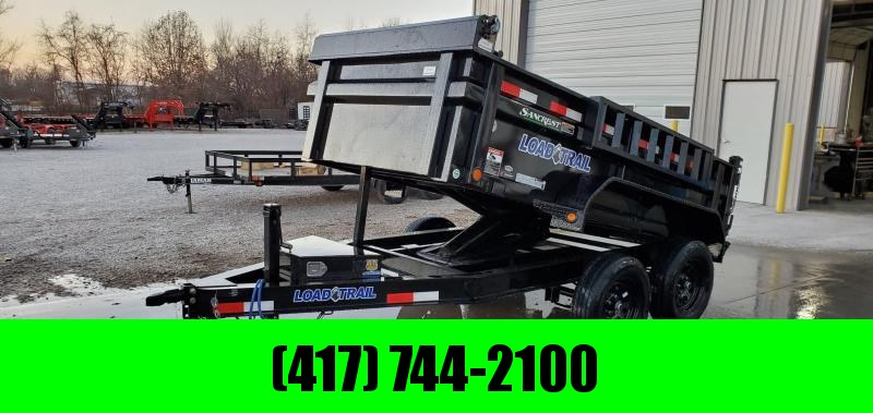 2020 Load Trail 60X10 TANDEM 7K DUMP TRAILER