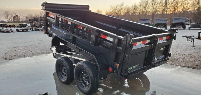2020 Load Trail 60X10 TANDEM 7K DUMP TRAILER