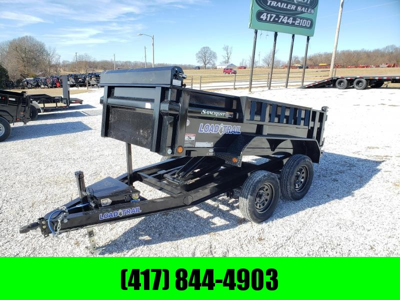"2020 Load Trail 60"" x 10' Tandem Axle Dump BLACK FRIDAY ONLY..... ONE DAY ONLY.... 417-844-4903 CALL TODAY"
