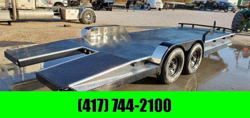 2020 MAXXD 83X22 TANDEM 10K N5X CAR HAULER W/SPLIT TAIL