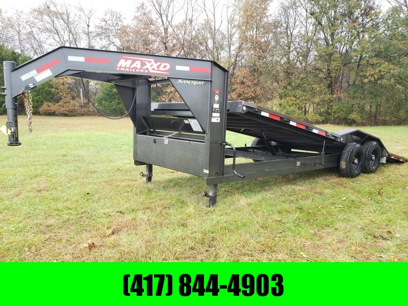 2020 MAXXD 102 X 24  6'' CHANNEL POWER TILT