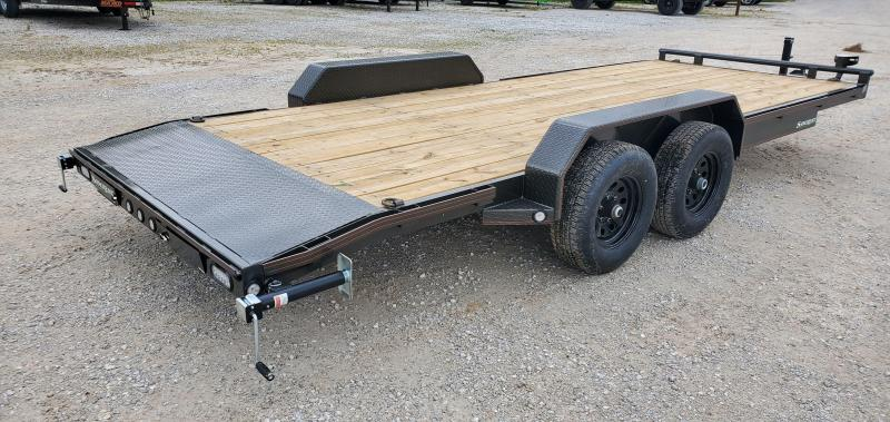 2020 MAXXD 83X20 TANDEM 10K C5X CAR HAULER W/ SLIDE-OUT RAMPS