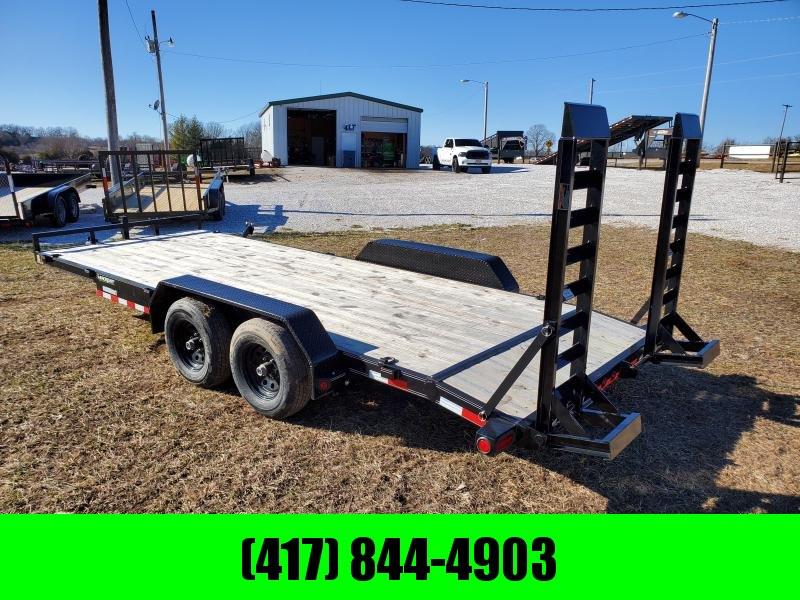 """2019 Load Trail 83"""" x 20' Tandem Axle Car hauler"""