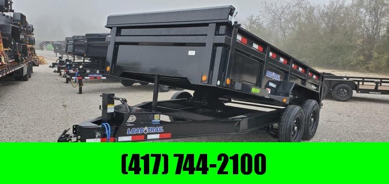 2020 Load Trail 83x14 TANDEM 14K LO-PRO DUMP TRAILER