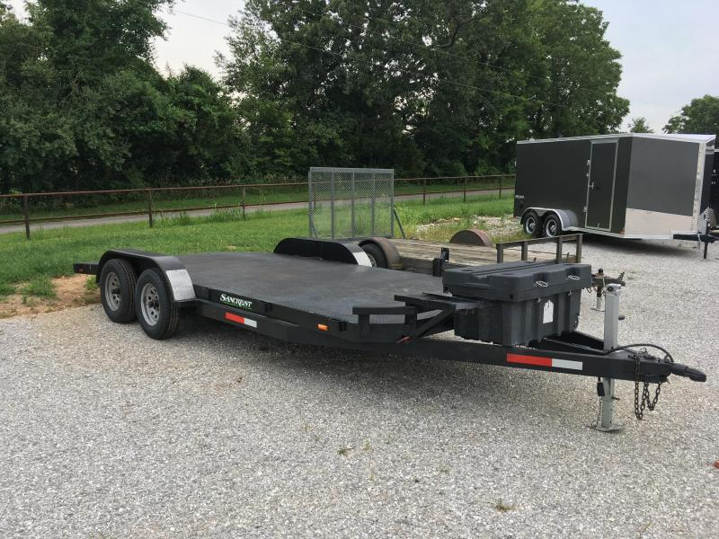 2006 Other TANDEM CAR HAULER Car / Racing Trailer