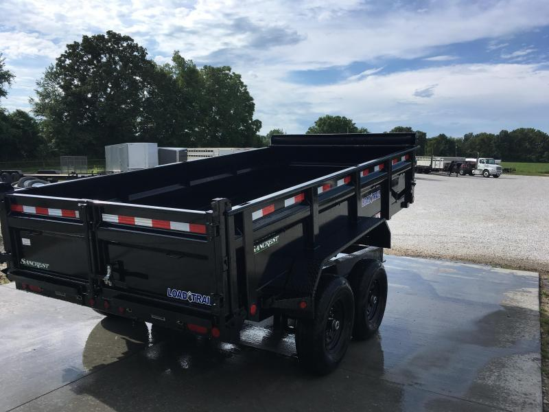 2019 Load Trail 83 X 14 TANDEM AXLE DUMP TRAILER