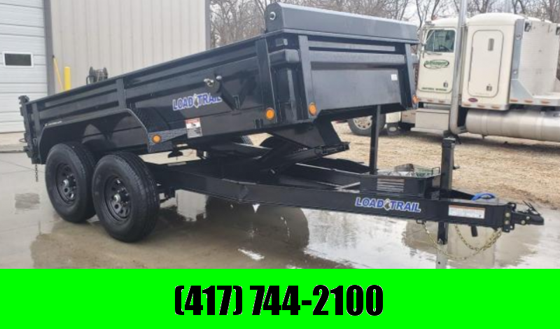 RENTAL - 2020 LOAD TRAIL DUMP 72X12