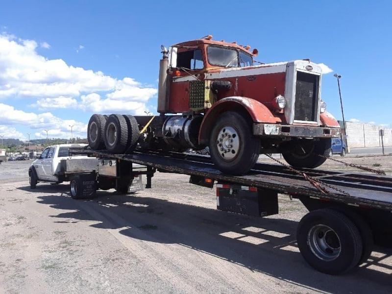 2010 Big Tex 102X53 3 CAR HAULER W/ 10K AXLES 8K WINCH TRAILER TRACK & ALUMINUM RAMPS