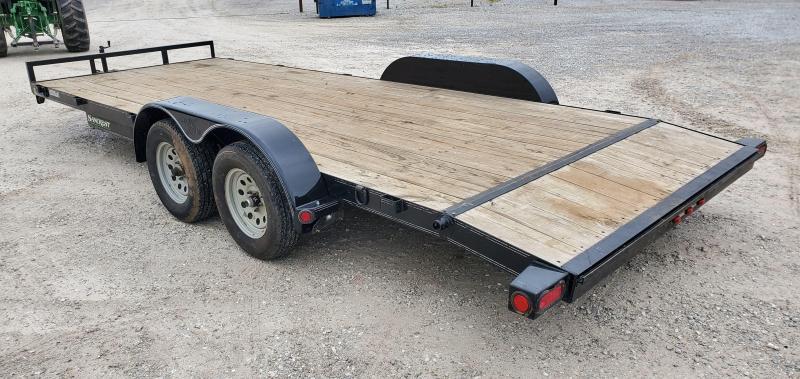 2019 Load Trail 83X20 TANDEM 7K CAR HAULER W/SLIDE OUT RAMPS