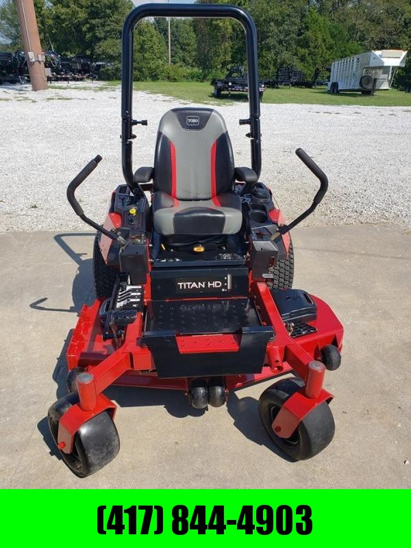 "2018 TORO HD TITAN 52"" COMMERCIAL DECK.."